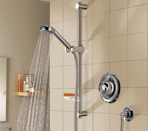 Alternate image of Aqualisa Colt Exposed Thermostatic Shower Mixer Valve With Kit
