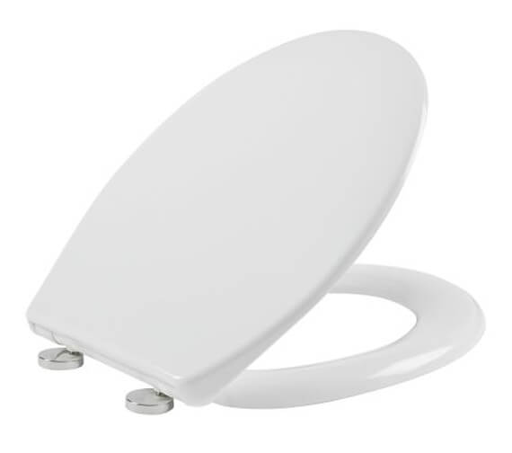 Tavistock Universal Soft Close Toilet Seat White