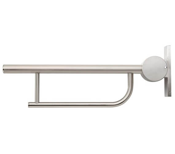 Armitage Shanks Contour 21 Hinged Arm Wall Support Rail