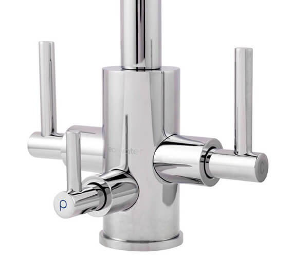 Additional image of Clearwater Stella Tri-Spa C Kitchen Sink Mixer Tap