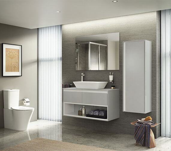 Additional image for QS-V8430 Ideal Standard Bathrooms - E0834UK