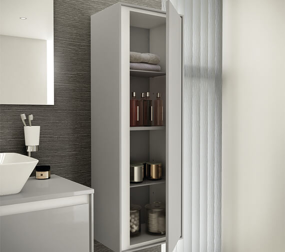 Alternate image of Ideal Standard Concept Air 400 x 1200mm Single Door Column Unit