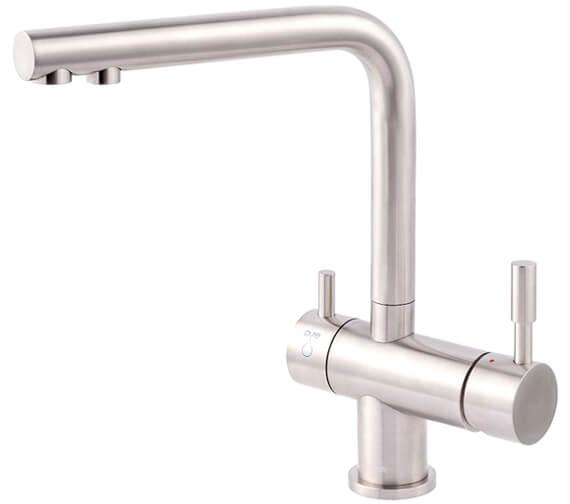 Clearwater Zuben L Dual Flow Kitchen Sink Mixer Tap
