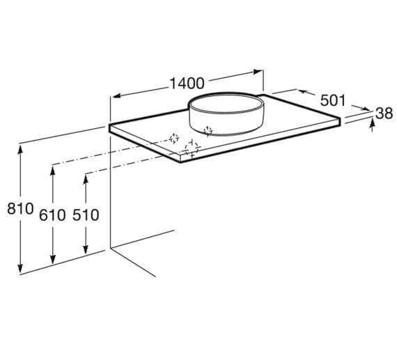 Technical drawing QS-V99823 / 857322806