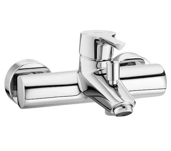 Roca Malva Wall Mounted Bath Shower Mixer