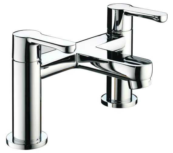 Bristan Nero Bath Filler Tap
