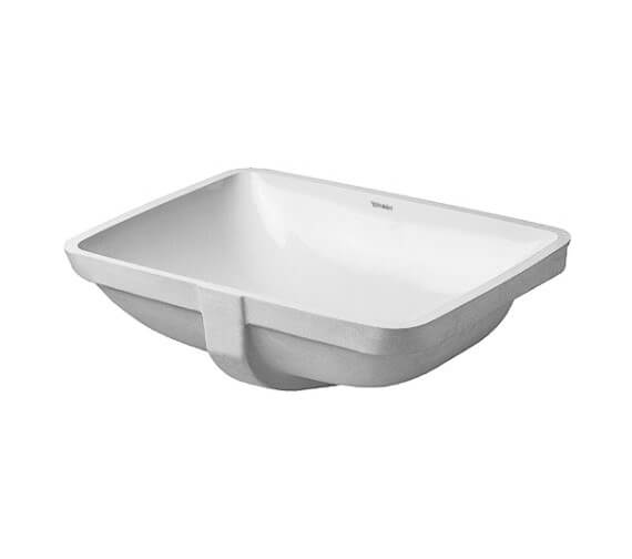 Duravit ME By Starck 530 x 400mm Undercounter Basin