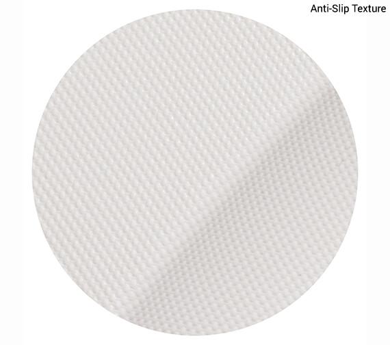 Additional image of April Slimline 45mm Stone Resin Rectangular Shower Tray