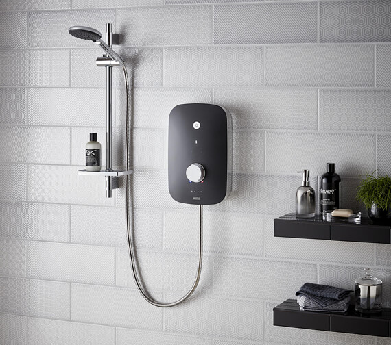 Additional image of Bristan Noctis Thermostatic Electric Shower