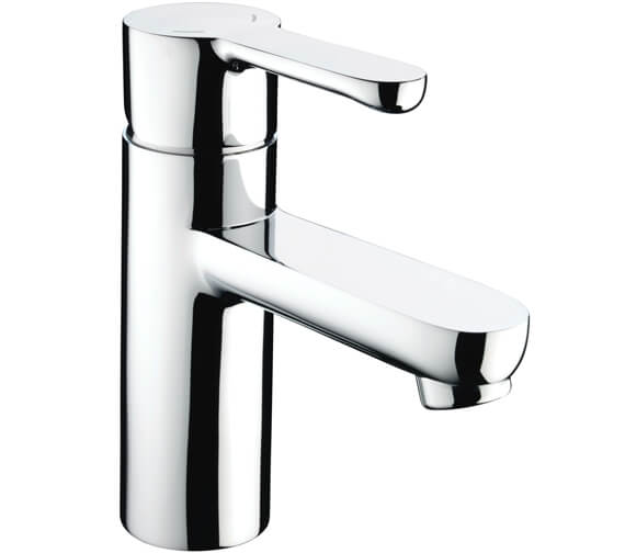 Bristan Nero Deck Mounted Basin Mixer Tap