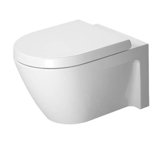 Duravit Starck 2 370 x 540mm Wall Mounted Toilet