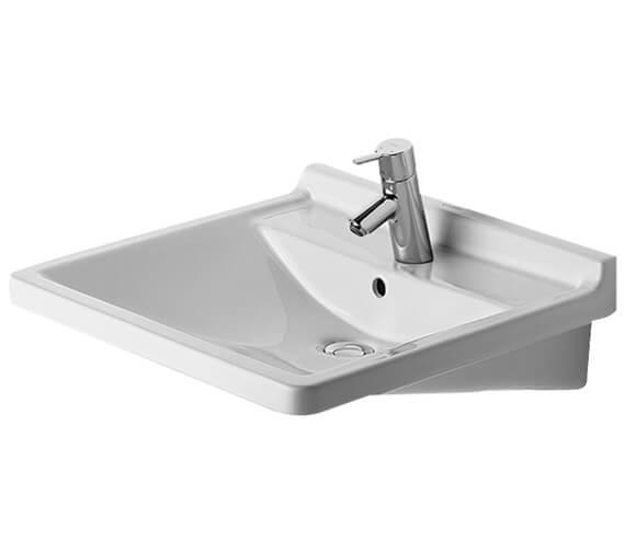 Duravit Starck 3 Washbasin With Overflow