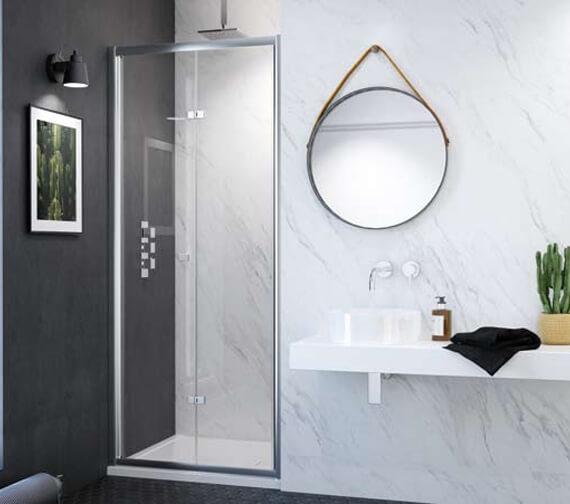 Kudos Original6 1950mm High Bi-Folding Shower Door