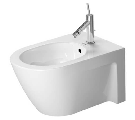 Duravit Starck 2 370 x 540mm Wall Mounted Bidet