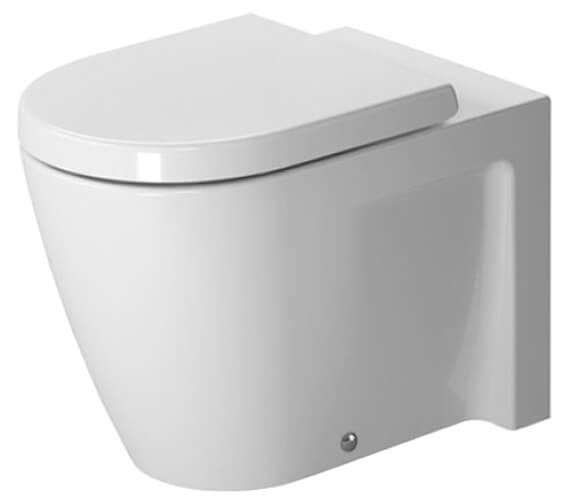 Duravit Starck 2 370 x 570mm Floor Standing Toilet