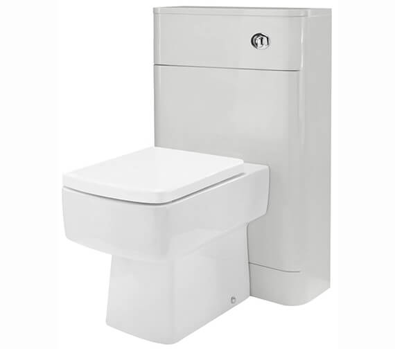 Additional image of Premier Parade 550mm Back-To-Wall WC Furniture Unit