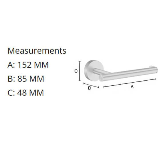 Technical drawing QS-V99860 / HK3411