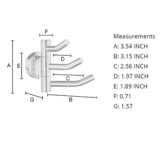 Technical drawing QS-V99863 / HK327