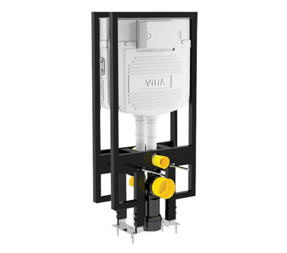 VitrA Double Floor Fixation Installation Slim Frame With Cistern