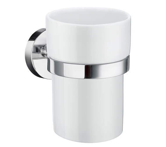 Smedbo Home 98mm Height Holder With Tumbler