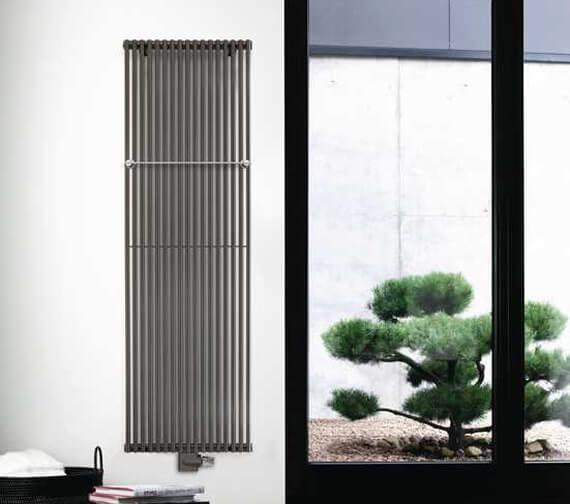 Additional image of Zehnder Kleo Vertical Column Radiator