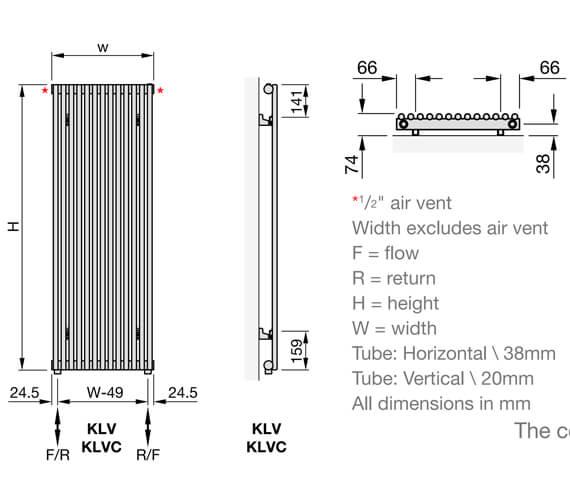 Technical drawing QS-V102662 / KLV180030