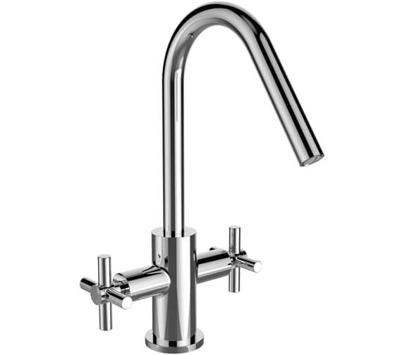 Bristan Pecan Chrome Kitchen Sink Mixer Tap