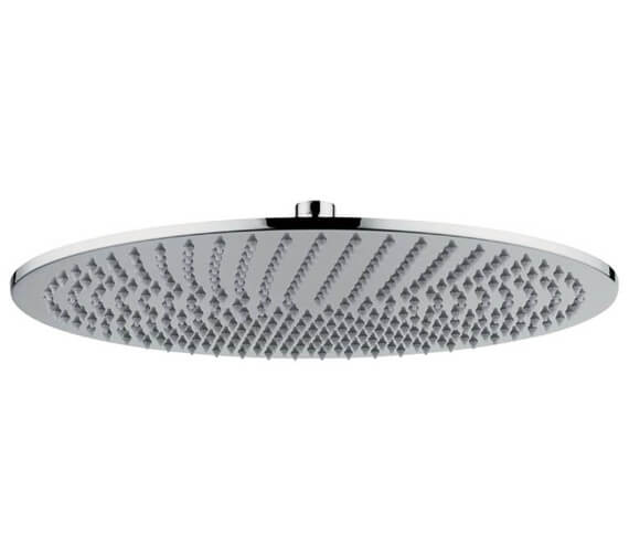 Alternate image of Abode Ceiling Mounted 7mm Thickness Shower Head