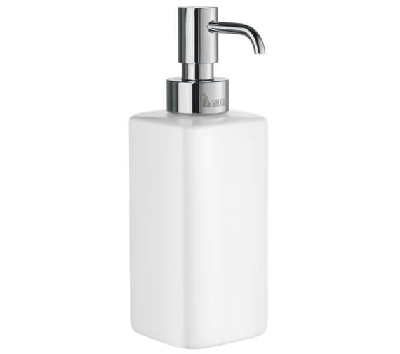 Smedbo Ice Polished Chrome 180mm Height Soap Dispenser