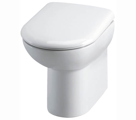 Premier Lawton Comfort Height Back To Wall WC Pan