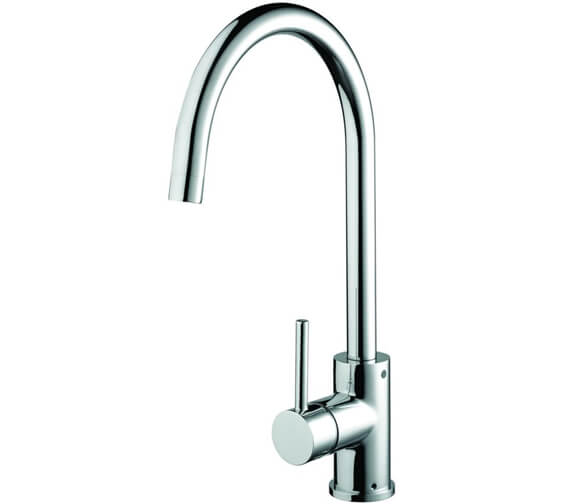 Bristan Pistachio Kitchen Sink Mixer Tap With EasyFit Base