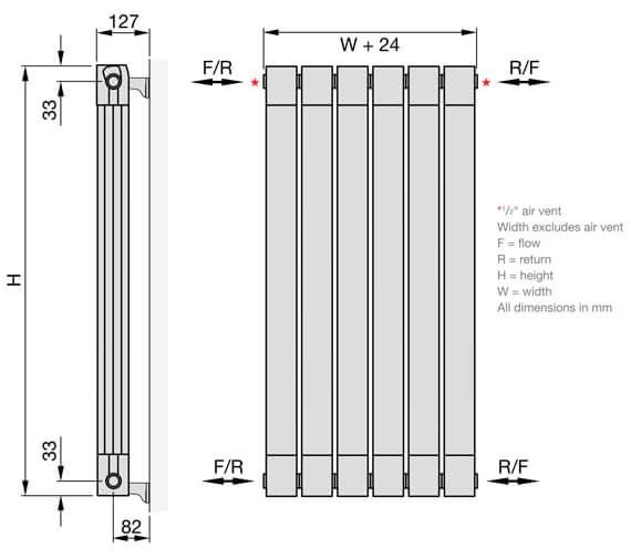 Technical drawing QS-V102663 / LYTV-Z-097-032