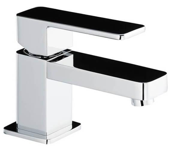 Abode Fervour Chrome Deck Mounted Basin Mixer Tap