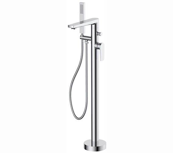 Premier Bailey Floor Standing Bath Shower Mixer Tap