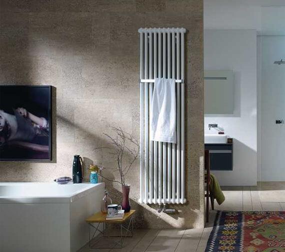 Alternate image of Zehnder Charleston Bar Towel Column Radiator