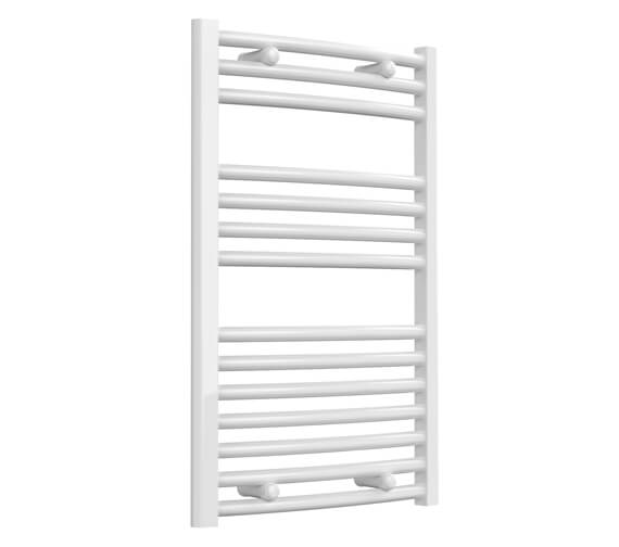 Reina Diva 400mm Wide Flat Towel Rail