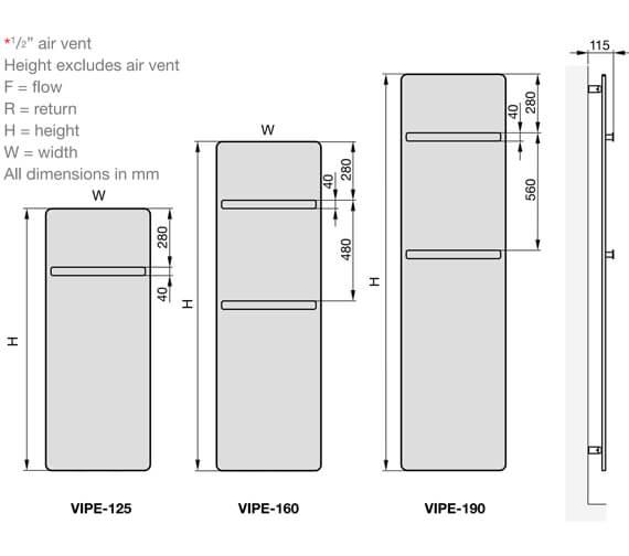 Technical drawing QS-V102668 / VIPE125040GF