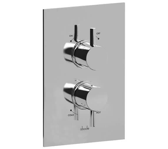 Abode Harmonie Concealed Thermostatic Shower Valve