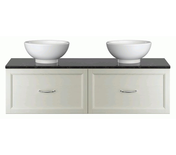 Additional image for QS-V100774 Heritage Bathrooms - WHDGRVAN1D x2