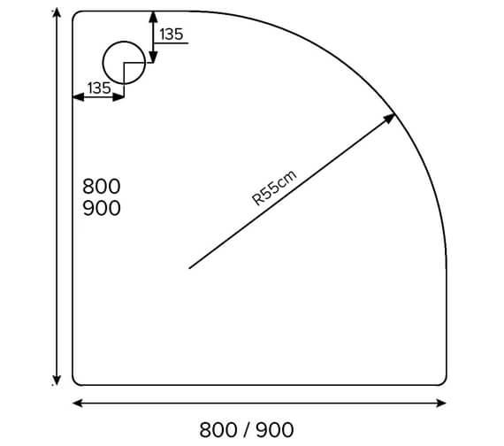 Technical drawing QS-V77448 / F80Q120