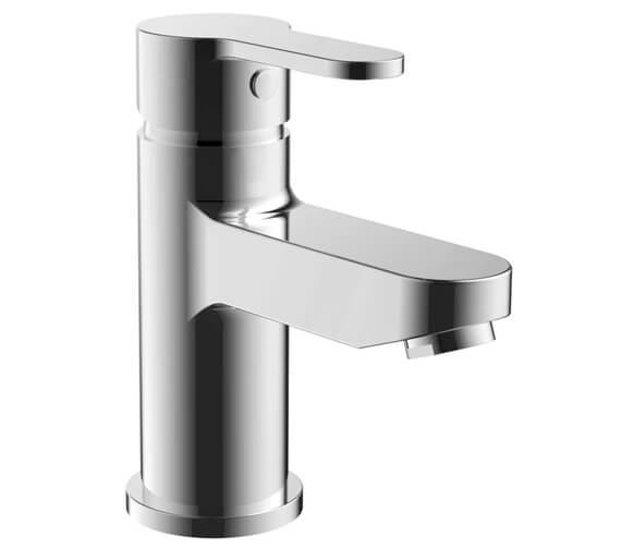 Deva Ethos 127mm Height Mini Mono Basin Mixer Tap