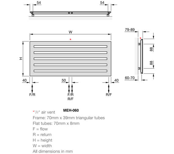 Technical drawing QS-V102672 / MEH-030-140