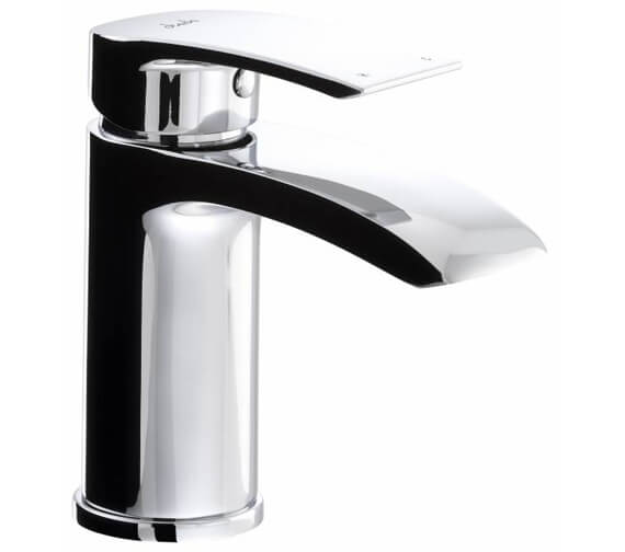 Additional image of Abode Loop Monobloc Deck Mounted Basin Mixer Tap