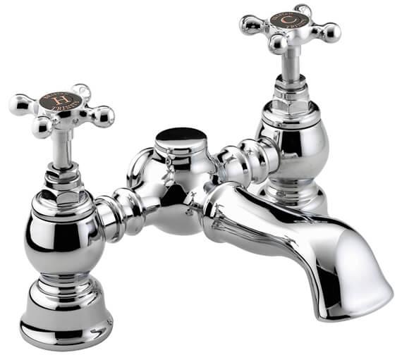 Bristan Trinity Chrome Bath Filler Tap