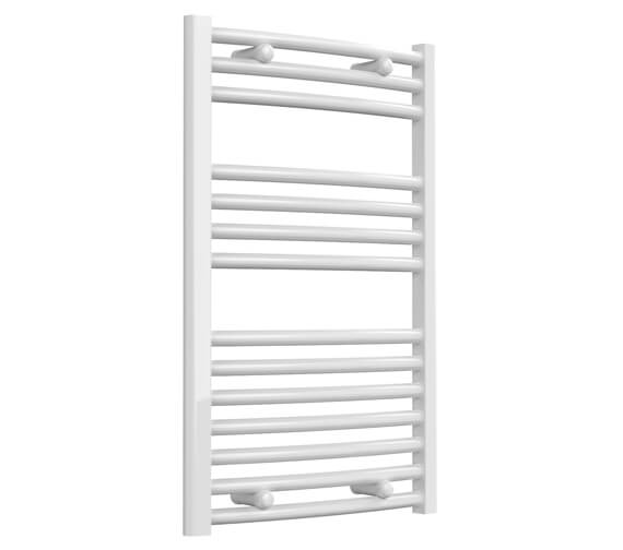 Reina Diva 500mm Wide Curved Towel Rail