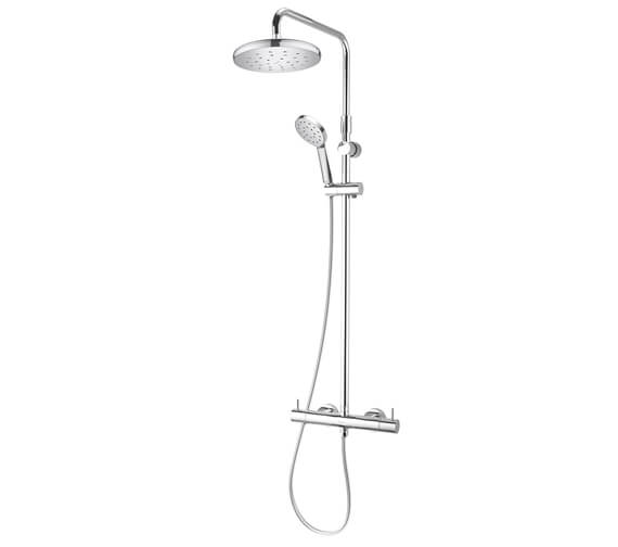 Methven Kiri MK2 Thermostatic Cool To Touch Bar Shower Valve With Diverter And Kit