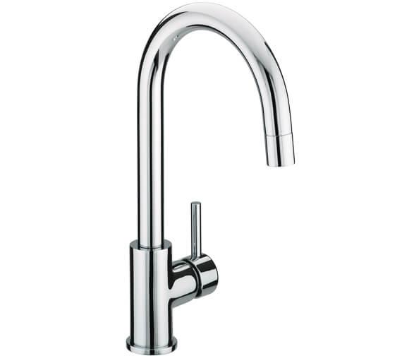 Bristan Prism Monobloc Kitchen Sink Mixer Tap