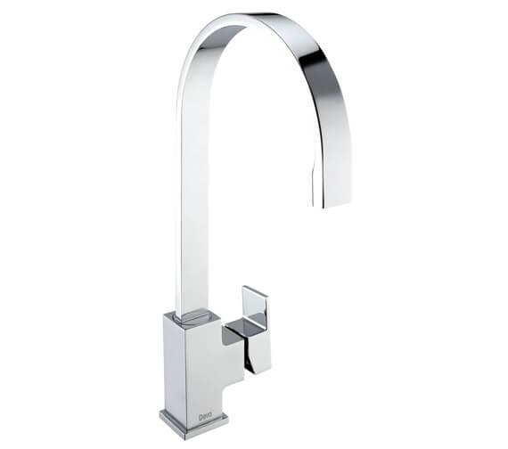 Deva Savvi Mono 394mm Height Kitchen Sink Mixer Tap