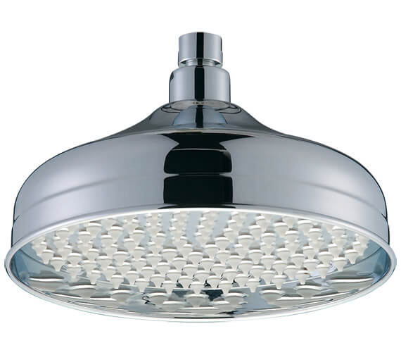 Additional image of Bristan Traditional Stainless Steel Fixed Shower Head