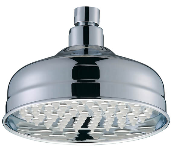 Bristan Traditional Stainless Steel Fixed Shower Head